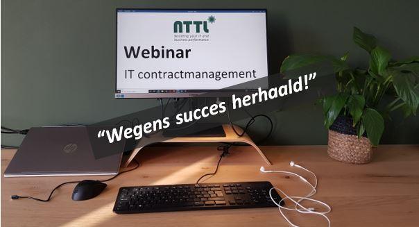 Webinar IT contractmanagement